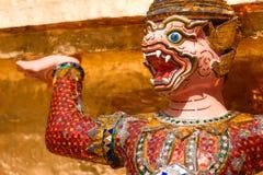 Dios tailandés, criatura mítica Imágenes de archivo libres de regalías