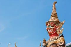 Dios tailandés, criatura mítica Imagenes de archivo
