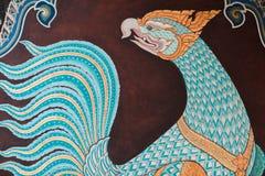 Dios tailandés, criatura mítica Foto de archivo libre de regalías