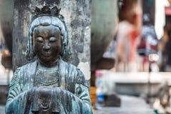 Dios tailandés, criatura mítica Fotos de archivo libres de regalías