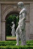 Dios y diosa Foto de archivo libre de regalías