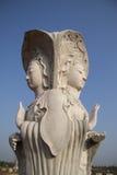 Diosa china del budismo Foto de archivo libre de regalías