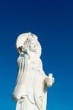 Diosa de la estatua de la compasión y de la misericordia Imagen de archivo