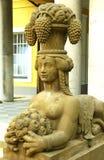 Diosa de la fertilidad Foto de archivo libre de regalías