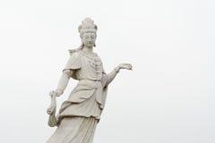 Diosa de la misericordia Foto de archivo libre de regalías
