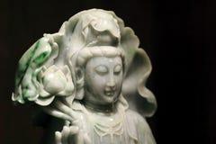 Diosa del jade Imágenes de archivo libres de regalías