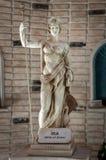 Diosa griega Hera Imagen de archivo libre de regalías