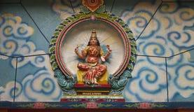 Diosa hindú Imágenes de archivo libres de regalías