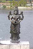 Diosa Kaveri Fotografía de archivo