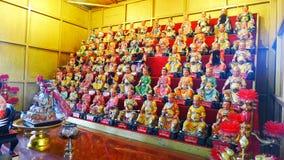 Dioses de la muñeca Foto de archivo