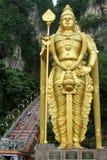 Dioses hindúes pueden también ser vistos en la cueva Fotografía de archivo