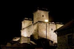 Diosgyor城堡  免版税库存图片