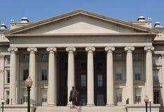 Dipartimento del Tesoro degli Stati Uniti Fotografia Stock