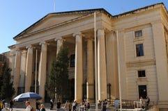 Dipartimento di giustizia di Maltas e più alta corte a La Valletta Immagine Stock Libera da Diritti