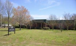 Dipartimento di salute della contea di Fayette, Somerville, TN fotografie stock