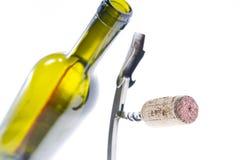 Dipendenza dell'alcool Immagine Stock