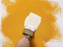 Dipinga la serie Fotografie Stock