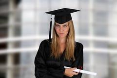 Diplômé Photographie stock libre de droits
