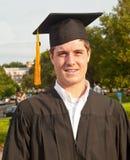 Diplômé d'université Photographie stock libre de droits