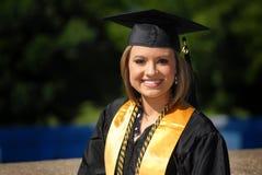 Diplômé neuf Photos stock