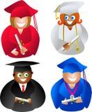Diplômés Images libres de droits