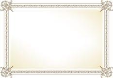 Diplôme Image stock