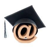 Diplômé Photographie stock
