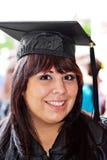 Diplômé de sourire d'école Images stock