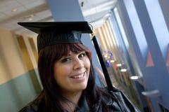 Diplômé heureux Photo libre de droits