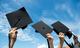 Diplômés photos libres de droits