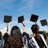 Diplômés Photographie stock