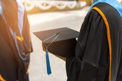 diplômés Photographie stock libre de droits
