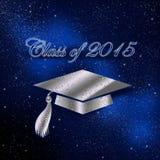 Diplômés de félicitations Photos libres de droits