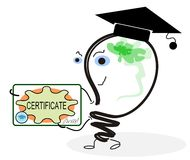 diplom Fotografering för Bildbyråer