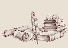 Diplom- eller certifikattappningprydnader vektor illustrationer