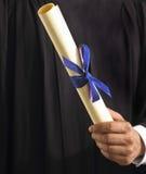 Diploma Royalty Free Stock Photo