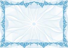 Diploma royalty-vrije illustratie