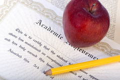 Diploma Stock Images