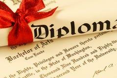 Diploma Stock Photos
