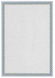Diploma o certificado en blanco clásico con la frontera Foto de archivo libre de regalías