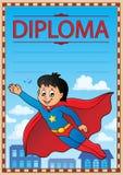 Diploma subject image 8 Royalty Free Stock Photo