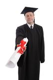 Diploma for your Royalty Free Stock Images