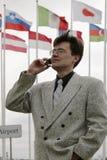 Diplomat royalty free stock image