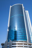 Diplomat Commercial Office Tower in Manama Lizenzfreie Stockfotografie