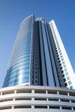Diplomata Commercial Office Tower na cidade de Manama Fotografia de Stock