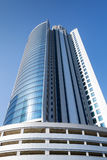 Diplomate Commercial Office Tower dans la ville de Manama Photographie stock