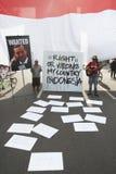 Diplomazia dell'Australia - dell'Indonesia fotografia stock libera da diritti