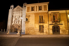 Diputacion of Valladolid, Spain Royalty Free Stock Images