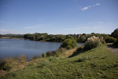Dique del Fuerte, Tandil. Dam of the Fort, Tandil, Buenos Aires, Argentina Royalty Free Stock Photos