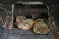 Diríjase el pan hecho Imagen de archivo